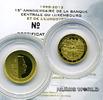 15 Euro 2013 Luxemburg Luxemburg - 15 Euro - 2013 PP  355,00 EUR  +  17,00 EUR shipping