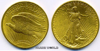 20 Dollars 1922 USA USA - 20 Dollars - 1922 vz+  1201,00 EUR  +  17,00 EUR shipping