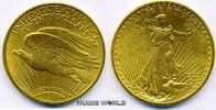 20 Dollars 1922 USA USA - 20 Dollars - 1922 vz+  1344.25 US$ 1201,00 EUR  +  35.82 US$ shipping