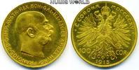 100 Kronen 1915  Österreich / Austria - 100 Kronen - 1915 f. Stg  1162,00 EUR  Excl. 17,00 EUR Verzending