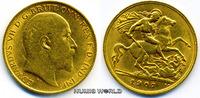 1/2 Sovereign 1907 Großbritannien / GB Großbritannien / GB - 1/2 Sovere... 172,00 EUR  zzgl. 6,00 EUR Versand