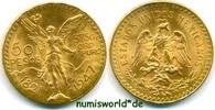 50 Pesos 1947 Mexiko Mexiko - 50 Pesos - 1947 prägefrisch  1606,00 EUR  + 17,00 EUR frais d'envoi