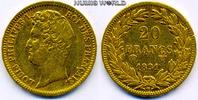 20 Francs 1831 Frankreich Frankreich - 20 Francs - 1831 ss  337,00 EUR  + 17,00 EUR frais d'envoi
