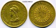 20000 Reis 1889 Brasilien Brasilien - 20000 Reis - 1889 ss  /  vz  1070,00 EUR  + 17,00 EUR frais d'envoi