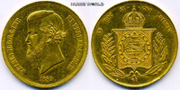20000 Reis 1889 Brasilien Brasilien - 20000 Reis - 1889 vz  /  vz+  1150,00 EUR  + 17,00 EUR frais d'envoi