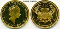 2 Pounds 1986 Großbritannien / GB Großbritannien / GB - 2 Pounds - 1986... 699,00 EUR  +  17,00 EUR shipping