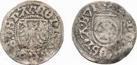 1/8 Schilling o.J. Osnabrück Osnabrück, Bistum Konrad IV. von Rietberg ... 365,00 EUR