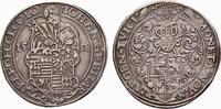Taler 1558 Deutz Köln, Erzbistum Johann Gebhard von Mansfeld 1558-1562 ... 1075,00 EUR free shipping