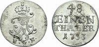 1/48 Taler 1733 EGN Berlin Brandenburg-Preußen Friedrich Wilhelm I. 171... 95,00 EUR  zzgl. 5,00 EUR Versand