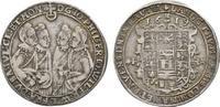 1/4 Taler 1619 Saalfeld Sachsen-Altenburg Johann Philipp und seine drei... 325,00 EUR free shipping