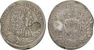 Montfort, Grafschaft 2/3 Taler 1678 Langenargen Selten. Kl. Zainende, se... 345,00 EUR kostenloser Versand