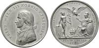Zinnmedaille 1799 von Johann Christian Brandenburg-Preußen Friedrich Wi... 285,00 EUR free shipping