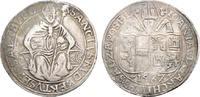 Taler 1567 Salzburg, Erzbistum Johann Jakob Khuen von Belasi 1560-1586 ... 485,00 EUR kostenloser Versand