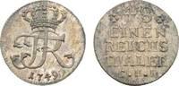 1/48 Taler 1749 CHI Berlin Brandenburg-Preußen Friedrich II. 1740-1786 ... 85,00 EUR  zzgl. 5,00 EUR Versand