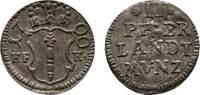 2 Pfennig 1700 HFH Magdeburg Brandenburg-Preußen Friedrich III. 1688-17... 185,00 EUR  +  5,00 EUR shipping