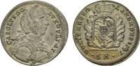 6 Kreuzer 1747 Stuttgart Württemberg Karl Eugen 1744-1793 Sehr schön - ... 75,00 EUR  zzgl. 5,00 EUR Versand