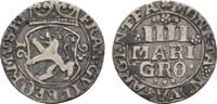 4 Mariengroschen 1656 Melle Osnabrück, Bistum Franz Wilhelm von Wartenb... 55,00 EUR  zzgl. 5,00 EUR Versand