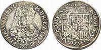 1/3 Taler 1668 GF Krossen Brandenburg-Preußen Friedrich Wilhelm 1640-16... 178,00 EUR kostenloser Versand