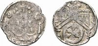Pfennig 1275-1344 Horn Lippe-Detmold Simon I. 1275-1344 Sehr selten. Sc... 88,00 EUR  zzgl. 5,00 EUR Versand