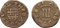 Cu 3 Pfennig 1651 Neuhaus Paderborn, Bistum Theodor Adolf von der Recke... 68,00 EUR  zzgl. 5,00 EUR Versand