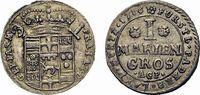 Mariengroschen 1716 AGP Neuhaus Paderborn, Bistum Franz Arnold von Mett... 39,00 EUR  zzgl. 3,00 EUR Versand