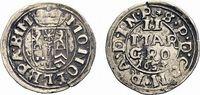 2 Mariengroschen 1653 Bielefeld Brandenburg-Preußen Friedrich Wilhelm 1... 88,00 EUR  zzgl. 5,00 EUR Versand