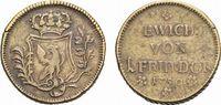 Friedrichs d'or 1750 Brandenburg-Preußen Friedrich II. 1740-1786 Selten... 98,00 EUR  zzgl. 5,00 EUR Versand