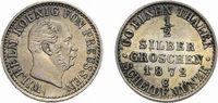 1/2 Silbergroschen 1872 C Brandenburg-Preußen Wilhelm I. 1861-1888 Vorz... 49,00 EUR  zzgl. 3,00 EUR Versand