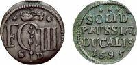 Schilling 1695 SD Königsberg Brandenburg-Preußen Friedrich III. 1688-17... 27,00 EUR  zzgl. 3,00 EUR Versand