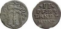 2 Pfennig 1695 LCS Berlin Brandenburg-Preußen Friedrich III. 1688-1701 ... 58,00 EUR  zzgl. 5,00 EUR Versand