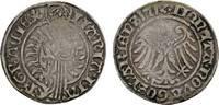 Goslar, Stadt Mariengroschen 1512 Sehr selten. Prägeschwäche, sehr schön... 88,00 EUR  zzgl. 5,00 EUR Versand
