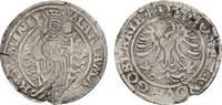 Goslar, Stadt Mariengroschen 1537 Schrötlingsfehler am Rand, sehr schön  58,00 EUR  zzgl. 5,00 EUR Versand