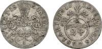 Goslar, Stadt 1/24 Taler 1716 HAH Sehr schön  32,00 EUR  zzgl. 3,00 EUR Versand