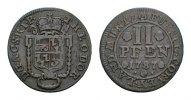 Cu 2 Pfennig 1787 Braunschweig Corvey, Abtei Theodor von Brabeck 1776-1... 27,00 EUR  zzgl. 3,00 EUR Versand