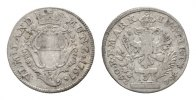 5 Kreuzer 1767 Ulm, Stadt  Winz. Zainende, sehr schön  49,00 EUR  zzgl. 3,00 EUR Versand