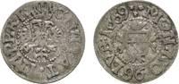 Sechsling (1/96 Taler) 1669 Lübeck, Stadt  Sehr schön  32,00 EUR  zzgl. 3,00 EUR Versand