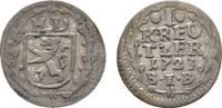 Kreuzer 1723 BIB Hessen-Darmstadt Ernst Ludwig 1678-1739 Kl. Schrötling... 13,00 EUR  zzgl. 3,00 EUR Versand