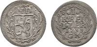 Kreuzer 1733 GK Hessen-Darmstadt Ernst Ludwig 1678-1739 Sehr schön +  22,00 EUR  zzgl. 3,00 EUR Versand