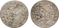 3 Kreuzer 1598 Zweibrücken Pfalz-Zweibrücken Johann I. 1569-1604 Kl. Pr... 23,00 EUR  zzgl. 3,00 EUR Versand