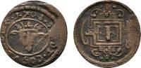 Cu Pfennig 1708 Coesfeld, Stadt  Selten. Stempelfehler am Rand, sehr sc... 86,00 EUR  zzgl. 5,00 EUR Versand