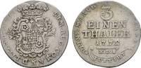 1/3 Taler 1772 HDS Detmold Lippe-Detmold Simon August 1734-1782 Kl. Prä... 78,00 EUR  zzgl. 5,00 EUR Versand