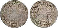1/4 Taler 1601 Sachsen-Albertinische Linie Christian II. und seine Brüd... 68,00 EUR  zzgl. 5,00 EUR Versand