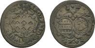 Kreuzer 1742 Stuttgart Württemberg Karl Friedrich 1738-1744 Sehr schön  27,00 EUR  zzgl. 3,00 EUR Versand