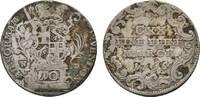 10 Kreuzer 1765 HM Fulda, Bistum Heinrich VIII. von Bibra 1759-1788 Etw... 77,00 EUR  zzgl. 5,00 EUR Versand