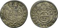 1/2 Batzen 1628 Kallmünz Pfalz-Neuburg Wolfgang Wilhelm 1614-1653 Sehr ... 32,00 EUR  zzgl. 3,00 EUR Versand