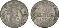 3 Albus 1791 GM Koblenz Trier, Erzbistum Clemens Wenzel von Sachsen 176... 32,00 EUR  zzgl. 3,00 EUR Versand