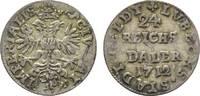 1/24 Taler 1712 Lübeck, Stadt  Sehr schön  49,00 EUR  zzgl. 3,00 EUR Versand