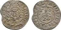 1/24 Taler 1600 Schleswig Schleswig-Holstein-Gottorp Johann Adolf 1590-... 18,00 EUR  zzgl. 3,00 EUR Versand