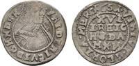1/16 Taler 1651 Schleswig Schleswig-Holstein-Gottorp Friedrich III. 161... 23,00 EUR  zzgl. 3,00 EUR Versand