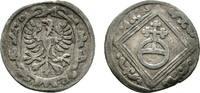 Dreier o.J. (1611-1622) Goslar, Stadt  Sehr schön  59,00 EUR  zzgl. 5,00 EUR Versand